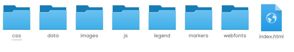 qgis2web archivos tutorial