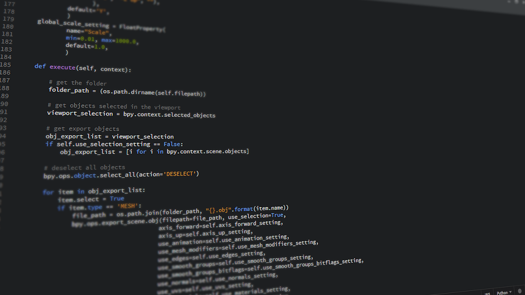 Python para GIS