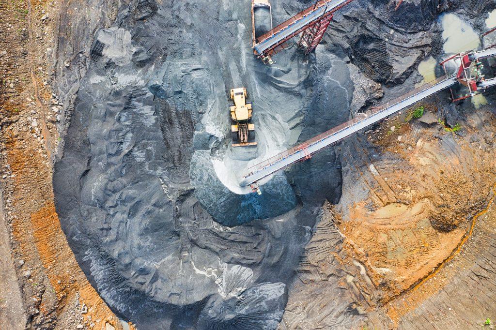 geoestadística minería