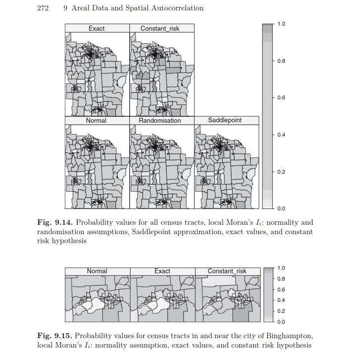 Análisis de datos espaciales R libro descargar pdf